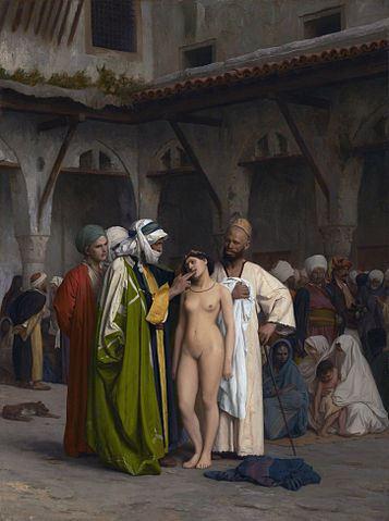 The Slave Market 1866